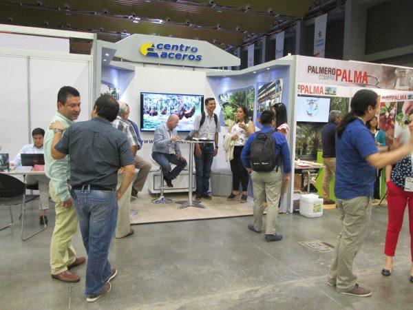 2017 Congreso Fedepalma – Centro Aceros  Centro de Convenciones Barranquilla